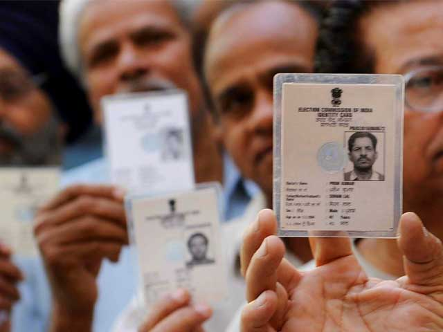 voter id for 2019 election