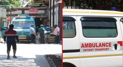 कोरोना रिपोर्ट नकारात्मक होने के बाद भी मरीजों को अस्पताल में भर्ती कराया जाएगा।